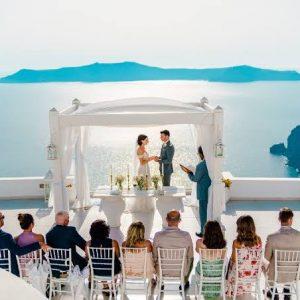 Wedding Planner in Santorini Greece for 2021 / 2022